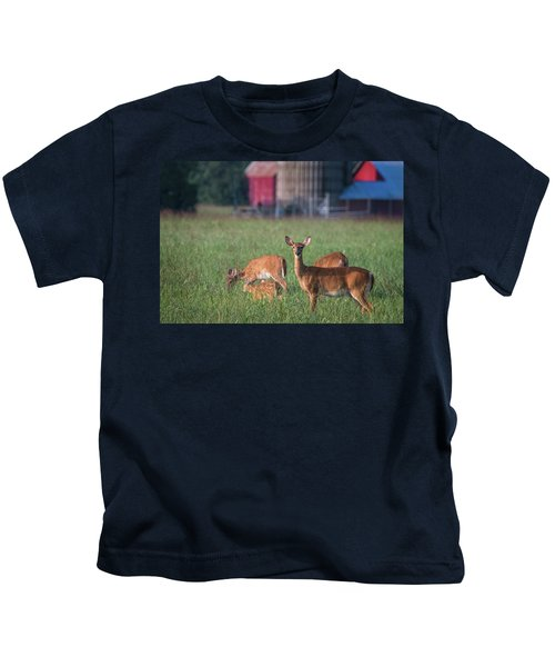 You Lookin' At Me? Kids T-Shirt
