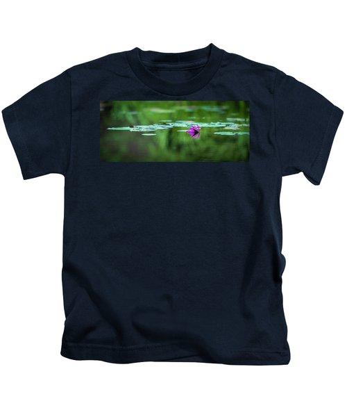 Zen Blossom Kids T-Shirt