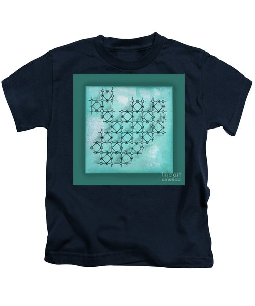 Abstract Biological Illustration Kids T-Shirt