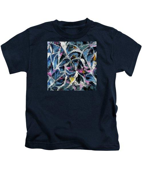 A Fine Web Kids T-Shirt