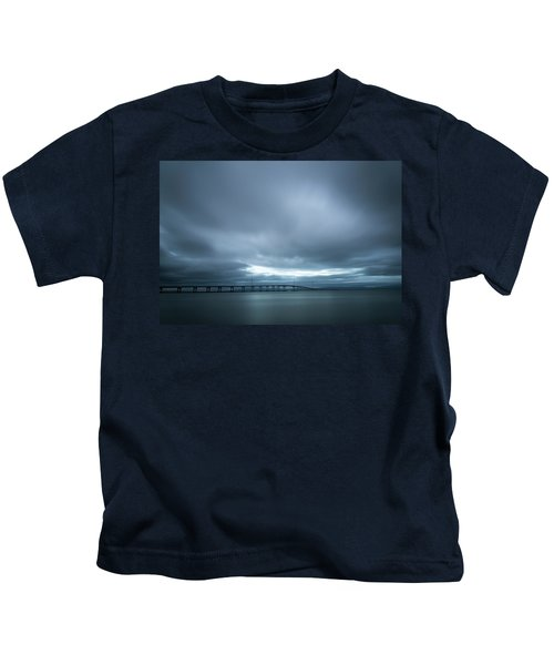 A Hole In The Sky Kids T-Shirt