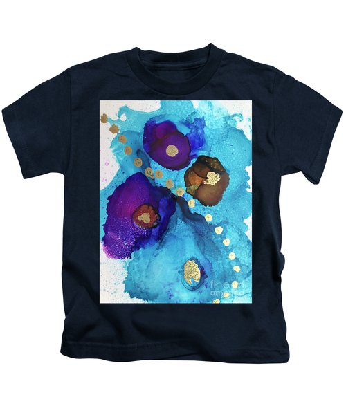 Alcohol Ink - 15 Kids T-Shirt
