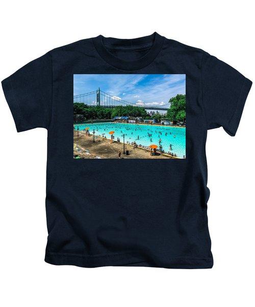 Astoria Pool Kids T-Shirt