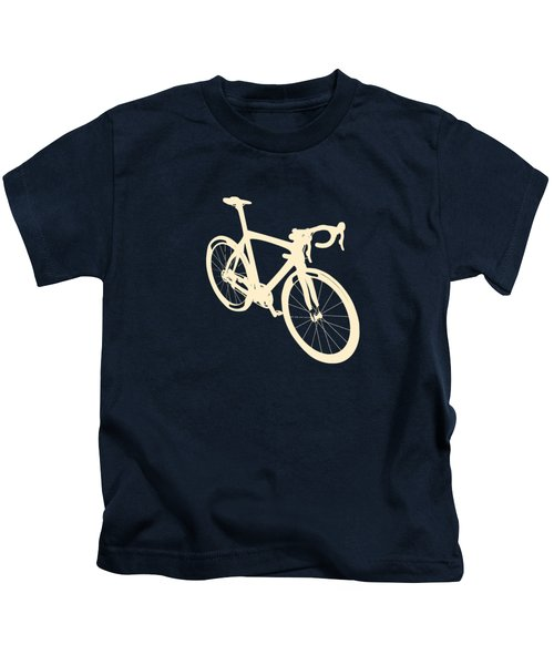 Beige Bike Kids T-Shirt