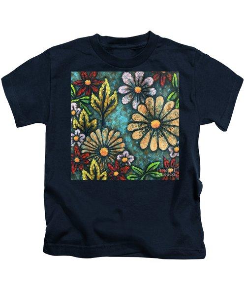 Blue Mood 1 Kids T-Shirt