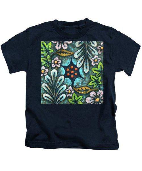 Blue Mood 2 Kids T-Shirt