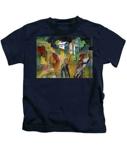 Cabin Life Kids T-Shirt