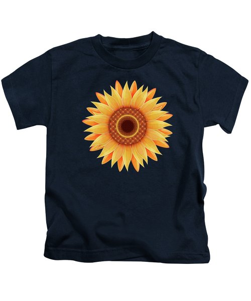 Country Sunflower Kids T-Shirt