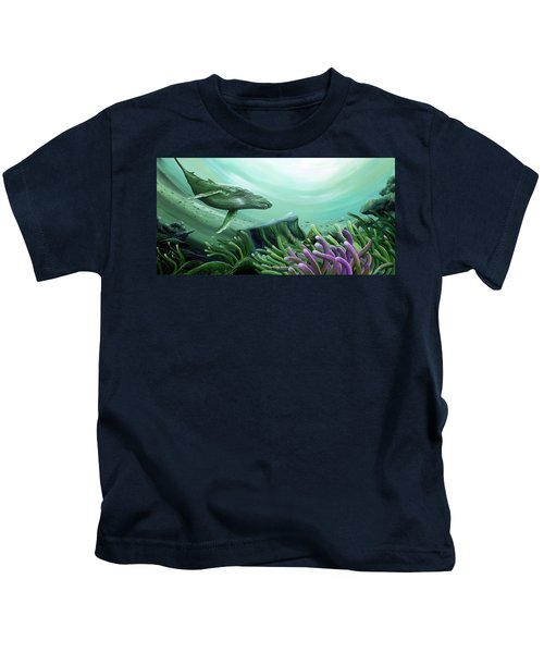 Down Under Kids T-Shirt