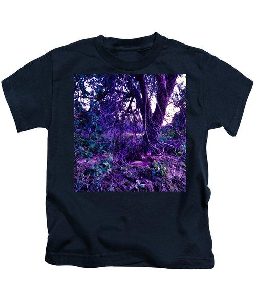 Dreamy Desert Wash  Kids T-Shirt