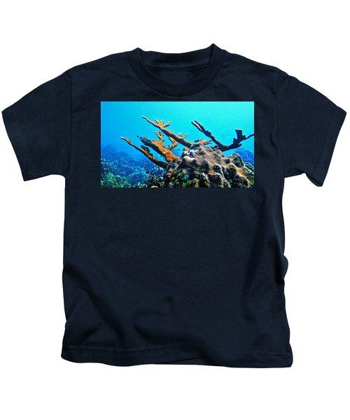 Elkhorn Kids T-Shirt