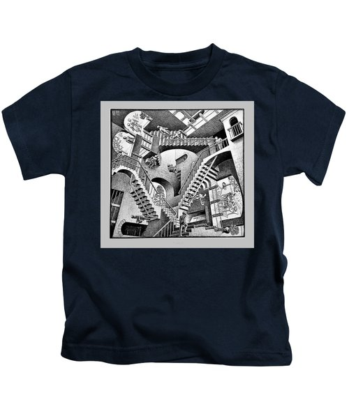 Escher 131 Kids T-Shirt