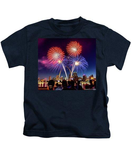 Fair St. Louis Fireworks 6 Kids T-Shirt