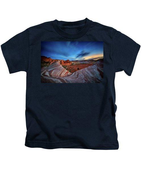 Fire Wave Iv Kids T-Shirt