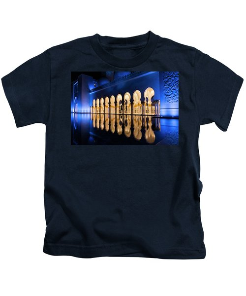 From The Outside In Kids T-Shirt