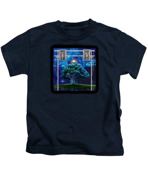 Genesis ... Tree Of Knowledge... Kids T-Shirt