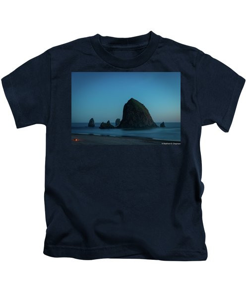 Haystack And Needles Kids T-Shirt
