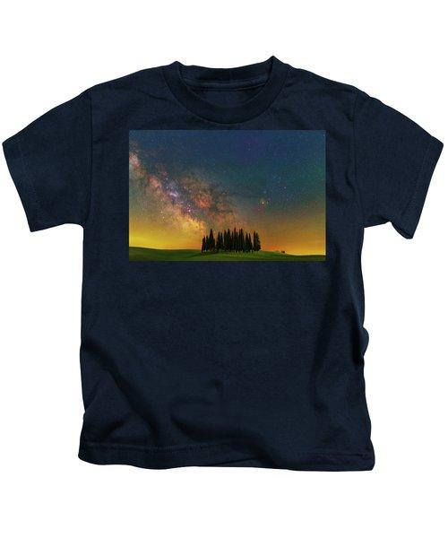 Heaven On Earth Kids T-Shirt