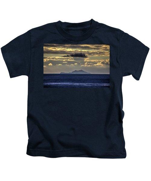 Island Cloud Kids T-Shirt