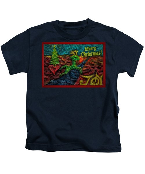Jump For Joy Kids T-Shirt