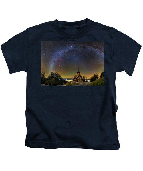 Like A Prayer Kids T-Shirt