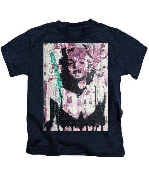 Madness Is Genius Kids T-Shirt