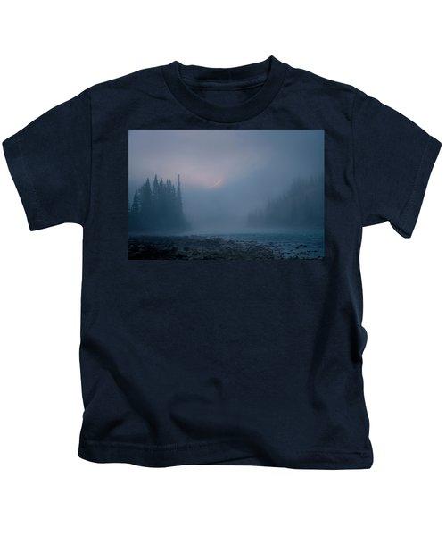 Misty Valley Kids T-Shirt