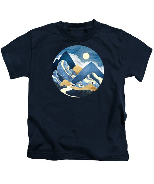 Moon River Kids T-Shirt