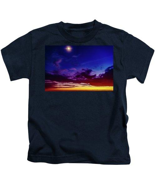 Moon Sky Kids T-Shirt