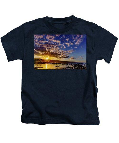 Morning Sunrise Kids T-Shirt