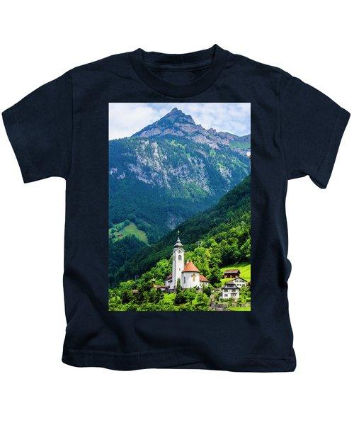 Mountainside Church Kids T-Shirt