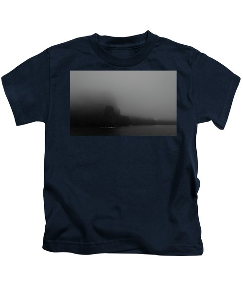 Near The End Of The World Kids T-Shirt
