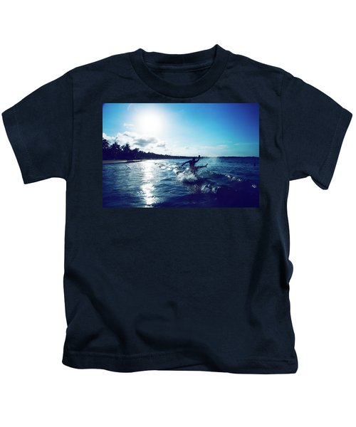 One Last Time Kids T-Shirt