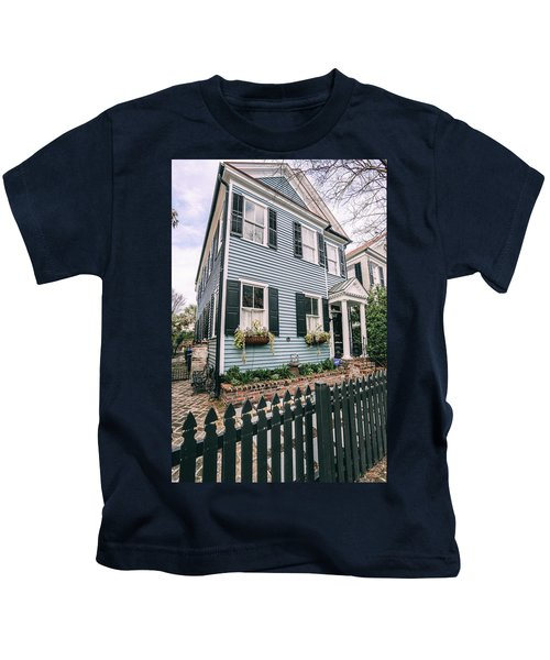 Out Of The Clear Blue Kids T-Shirt