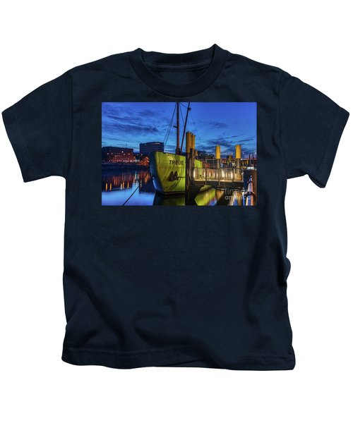 Party Boat Kids T-Shirt