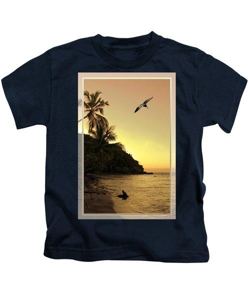 Pelican Sundown Kids T-Shirt