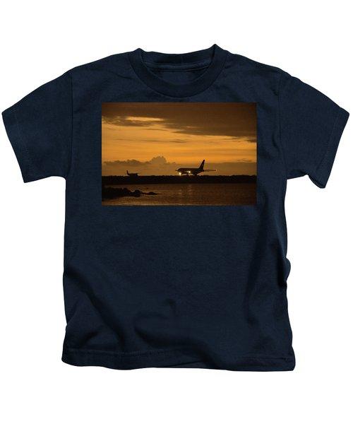 Right Of Way Kids T-Shirt