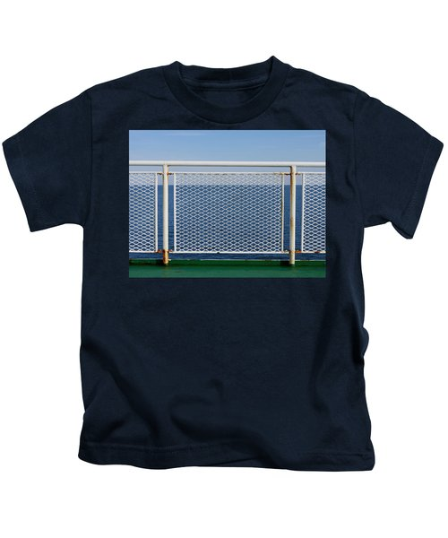 Safety First Kids T-Shirt