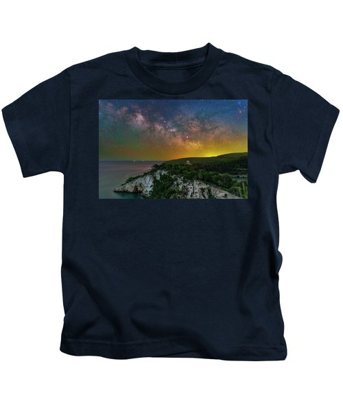 San Felice Arch And Tower Kids T-Shirt