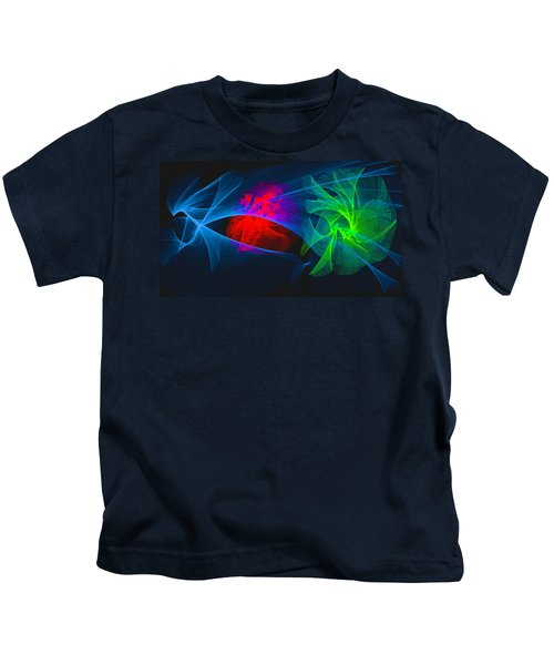 Shapes And Colours #i1 Kids T-Shirt