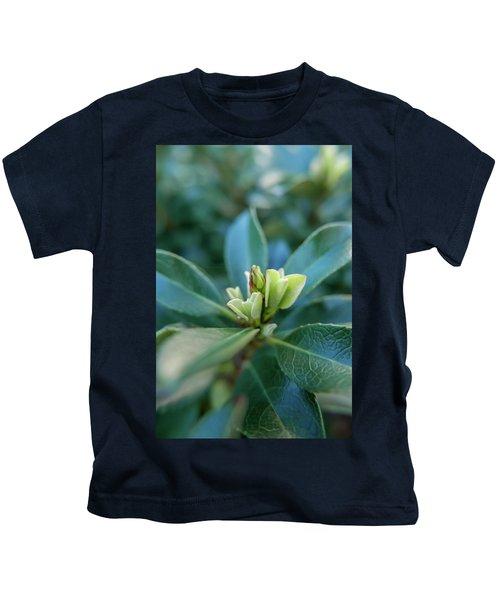 Softly Blooming Kids T-Shirt
