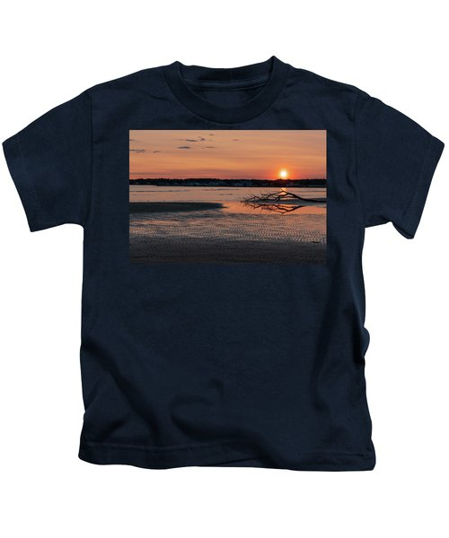 Soundview Sunset Kids T-Shirt