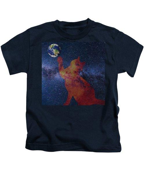 Star Cat Kids T-Shirt