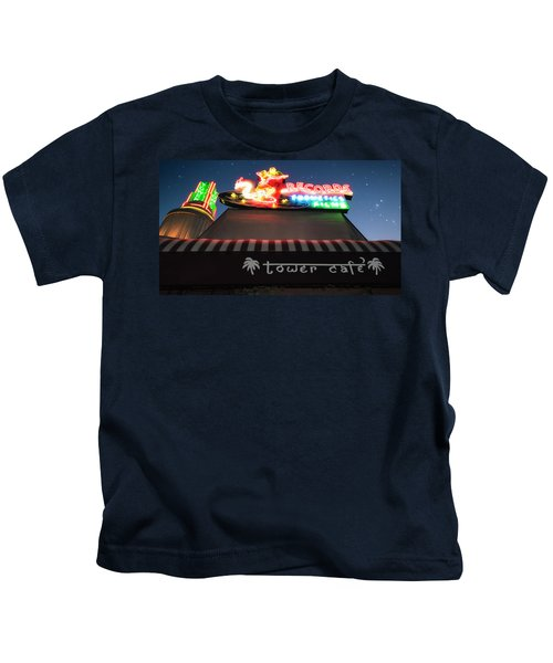 Starry Night- Kids T-Shirt