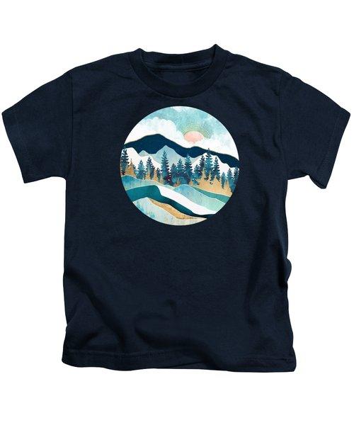 Summer Forest Kids T-Shirt