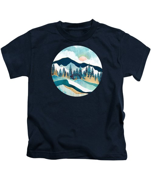 Summer Forest Kids T-Shirt