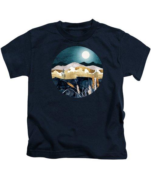 Summer Lake Kids T-Shirt