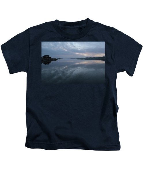 The Fog Lightens Kids T-Shirt