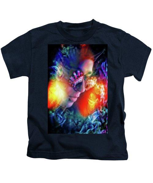 The Secret Inside  Kids T-Shirt