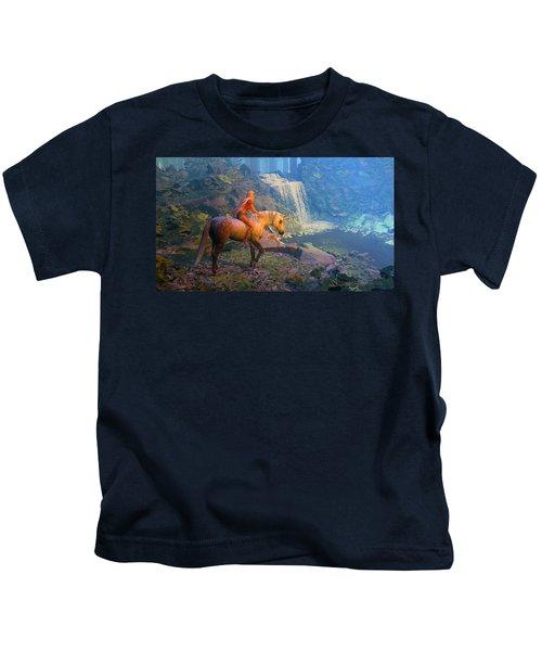 The Silver Horn Kids T-Shirt